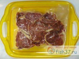 Чипсы из мяса по 500 гр