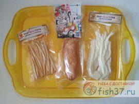 Сыр косичка и спагетти по 50 и 100 гр