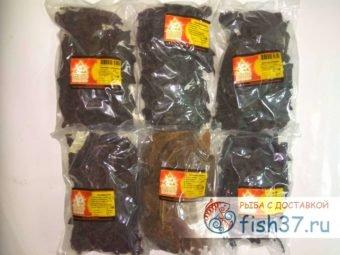 Ломтики вяленого мяса по 500 гр от баранины до оленины